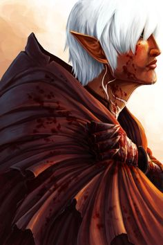 Fuck Yeah: Exceptional Dragon Age Art