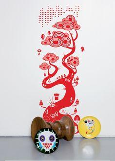 Tado, Flora and fauna 1 red