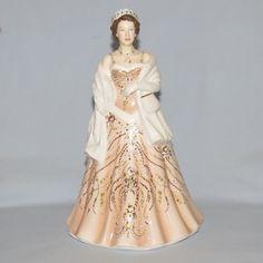 Royal Doulton Queen Elizabeth II