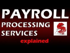 They can provide you best consultation by the experts regarding to the Payroll Processing Services for your business.