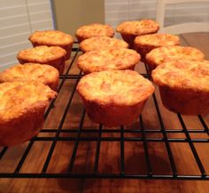Almond Flour Cheese Biscuits 1 1/2 C Almond Flour, 3 tsp Baking Powder, 1/4 tsp Salt