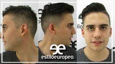 El haircut es un hermoso estilo de corte para hombre muy cotizado entre nuestros clientes. Visítanos calle 10 # 58-07 PBX: 3104444 ¡Dale a tus look un toque de nuestro Estilo Europeo!
