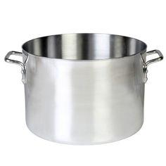Thunder Group 40 Quart Aluminum Sauce Pot at Best Cookwar