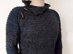 Hunter Men Sweater | Craftsy