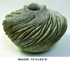 Wind Drift Hand Carved by Anne Goldman