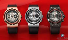 Hublot Pairs with Ferrari for a Classic Fusion GT Model Stylish Watches, Cool Watches, Watches For Men, Hublot Classic Fusion, Baselworld 2017, High End Watches, Limited Edition Watches, Classic Man, High Jewelry