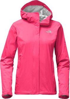 bacf0117c253 The North Face Women s Venture 2 Rain Jacket Honeysuckle Pink Xxxl North  Face Jacket