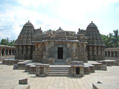 Somanathapura Keshava temple altered - Hoysala Empire - Wikipedia