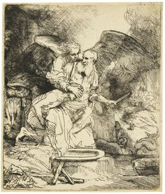 Rembrandt, Abraham's Sacrifice