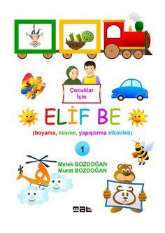 Okul Öncesi İçin Elif Ba (Çocuk Kur'an Eğitim Seti)