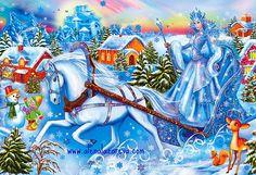 Snow queen | www.alenalazareva.com | Alena Lazareva | Flickr