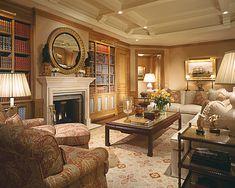 Living room - Scott Snyder Inc.