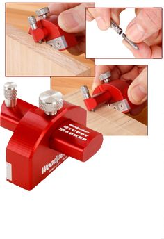 Woodpeckers One-Time Tool Stubby Marking Gauge