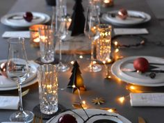 Tablesetting! Christmas. Styling.