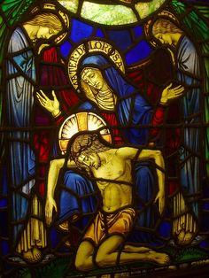 Pieta by Aidan McRae Thomson, via Flickr