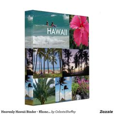 Heavenly Hawaii Binder - by Khoncepts (sold - CA) Thank you!