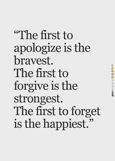 Apologize Quotes   11 Best Apologize Quotes Images Thoughts Truths Thinking About You