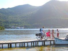 Taking the Ferry.  Costa da Lagoa. Day 1 shoot