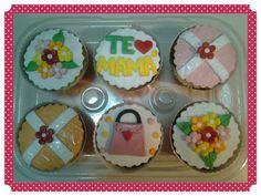 Cupcakes para el dia de las Madres <3 de Mil Formas Mil colores!