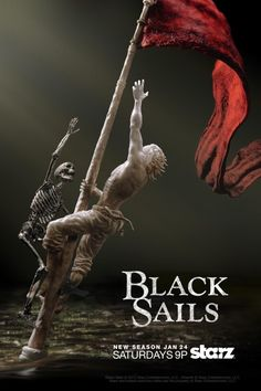 I prefer DVD. Of the DVDs this is #5. Black Sails season 2 (DVDs)