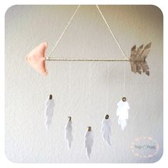 Not used for a baby make change some things and make a wind chime