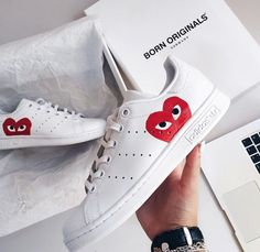 Adidas rood Adidas hart met rood met met Adidas sneaker rood sneaker hart sneaker hart Adidas wvfq0d