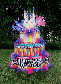 wow. awesome cake!