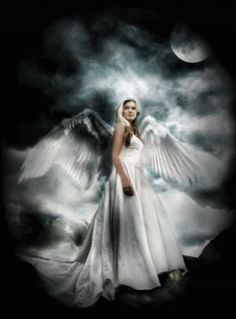 The perfect Lovely Angel Wings Animated GIF for your conversation. Discover and Share the best GIFs on Tenor. Fantasy Art Angels, Gothic Fantasy Art, Angel Images, Angel Pictures, Angels Among Us, Angels And Demons, Michael Angel, Angel Artwork, Angel Warrior
