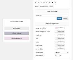 Extend & Gain More Control Over Your WordPress Widgets