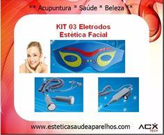 Eletrodos para Haihua CD-9 por  Eletrodo para Haihua