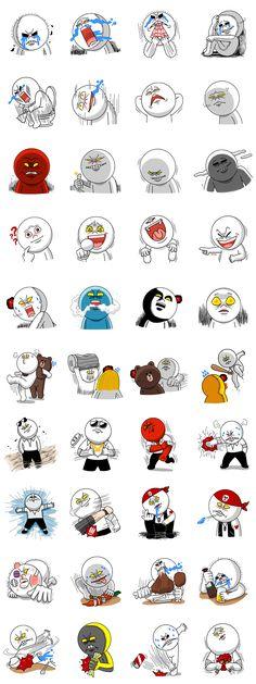 画像 - Moon: Mad Angry Edition by Line - Line.me