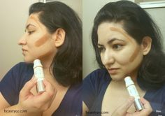 Hide your holiday chin with Pur Minerals Cameo Contour Dual-Ended Contour Stick