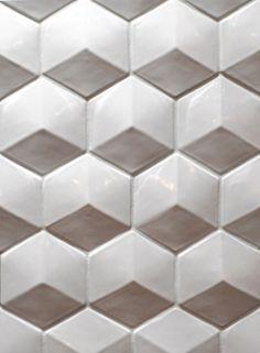 Kitchen Tiles Texture diamond & hexagon tile for interior and exterior in concrete and