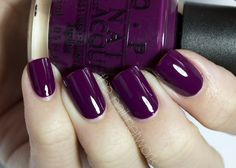 OPI -  Skyfall Collection - Casino Royale. Got it for Christmas! Gorgey