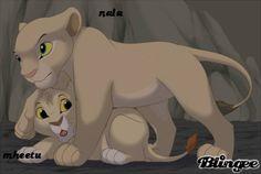 Nala and mheetu
