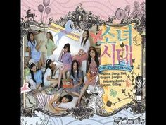 Girls' Generation - Into The New World [FULL ALBUM]