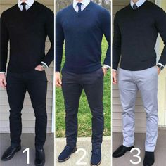 Choose the best looking for you @ Men's Fashion Tips