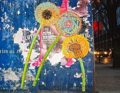 City blooms #graffiti #NYCLove