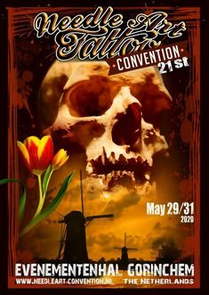 Needle Art TattooConvention Movie Posters, Art, Art Background, Film Poster, Kunst, Performing Arts, Billboard, Film Posters, Art Education Resources