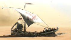 Great Desert Ship from Monster Hunter Tri