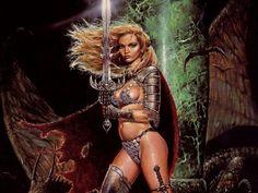 As 21 melhores imagens sobre Mujeres guerreras no Pinterest | Sexy ...