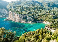 7 Nt All-Inclusive Corfu, Greece Getaway w/Flights from pp - Simply Holiday Deals Beach Honeymoon Destinations, Beach Resorts, All Inclusive Greece, Travel Competitions, Les Balkans, Best Holiday Deals, Corfu Island, Corfu Greece, Greek Isles