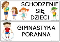 BLOG EDUKACYJNY DLA DZIECI Planer, Family Guy, Classroom, A4, Education, Fictional Characters, Blog, Therapy, Class Room