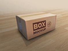 Free Box MockUp PSD (46.1 MB) | Free Designs | #free #photoshop #mockup #psd #box