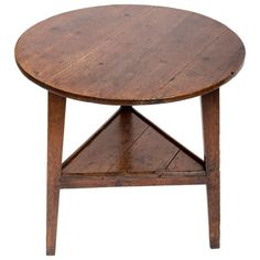 Early 18th Century Oak Cricket Table. England, circa, 1800 | From a unique collection of antique and modern side tables at https://www.1stdibs.com/furniture/tables/side-tables/