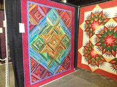 String Thing Along: String Quilts at the AQS Paducah Quilt Show