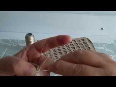 Marullanmayan kenar sık iğne yapımı #dantelfile #dantelanglez #dantel #dantelçiçek #crochet #tığişi - YouTube