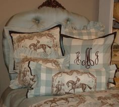 horse bedroom decor - Internal Home Design Equestrian Bedroom, Cowgirl Bedroom, Equestrian Decor, Western Decor, Equestrian Style, Equestrian Fashion, Country Chic, Country Decor, Country French