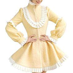 Partiss Damen Sweet Lolita Windschutz Wollmischung Windcoat Mantel Lolita Overcoat,Chinesisch S,Gelb Partiss http://www.amazon.de/dp/B01C29Q6L8/ref=cm_sw_r_pi_dp_fDw1wb1AZDQ0V