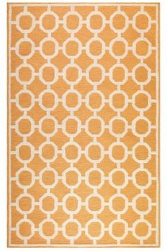 modern rugs by Home Decorators Collection - love the tangerine